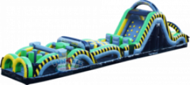Obstacle Course & Interactive Inflatable